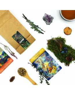 Detoxikační čaj: 14 denní kúra pro smíšenou a mastnou pleť