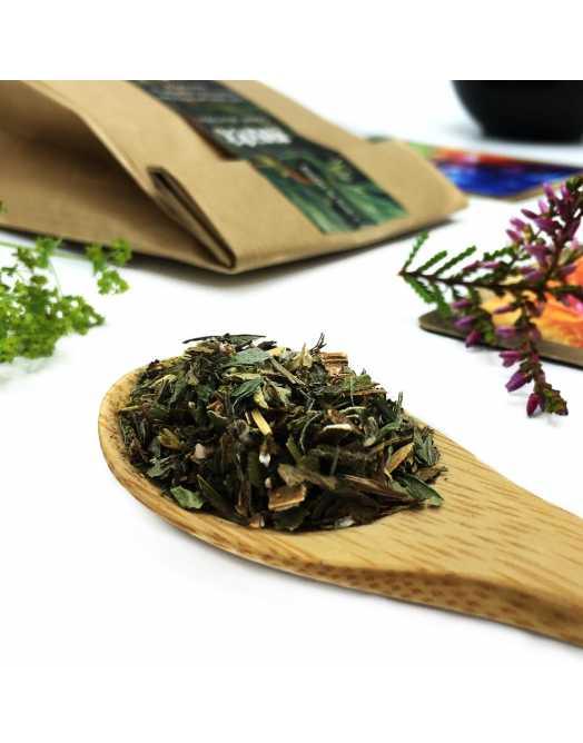 Detoxikační čaj: 14 denní kůra pro zralou pleť