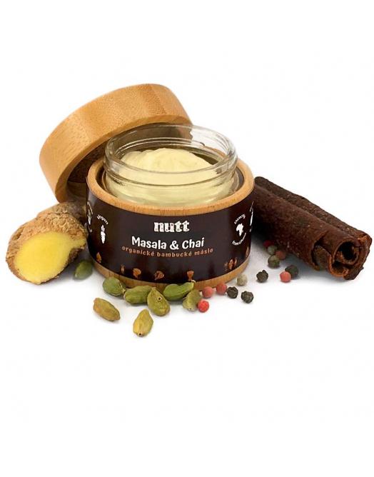 MASALA & CHAI bambucké máslo