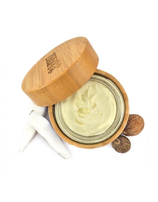 SHEA & COCONUT bambucké máslo
