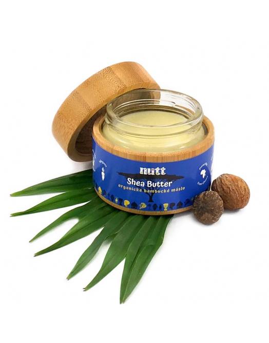 SHEA BUTTER organické bambucké máslo