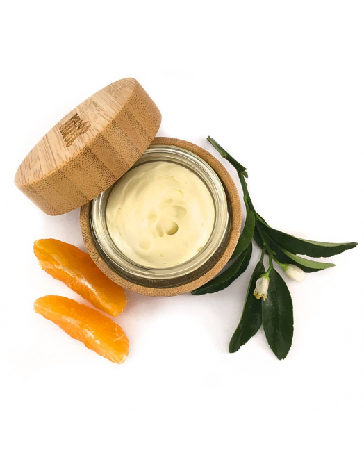 TANGERINE & NEROLI bambucké máslo
